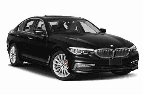 Hire BMW 5 Series Car Rental
