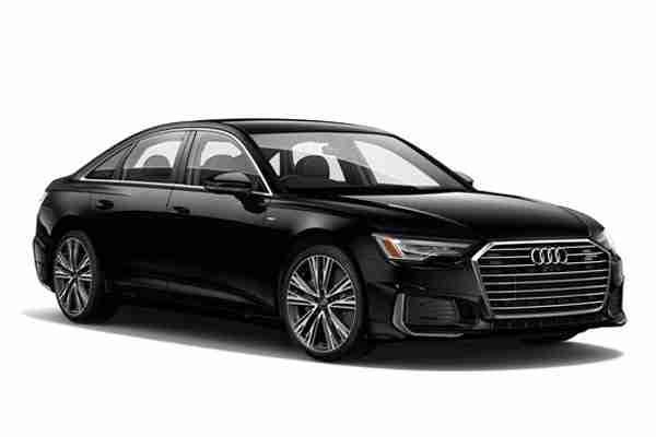Hire Audi A6 Services