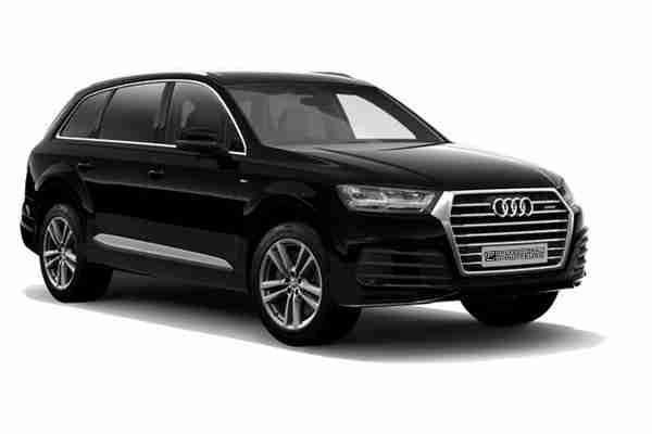 Audi Q7 Car Rental Melbourne