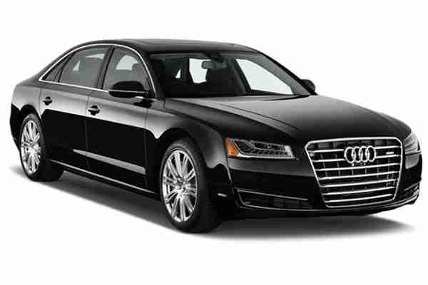 Hire Audi A8 Services