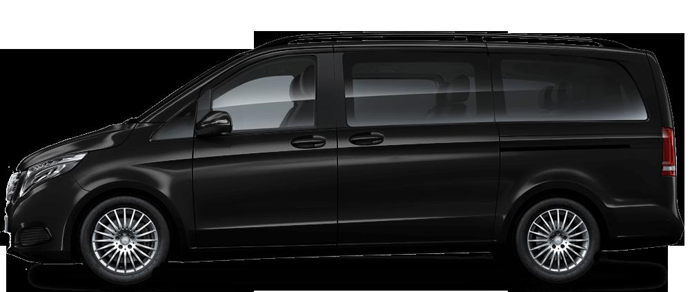 Mercedes V Class Car Rental